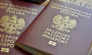 украина, львов, паспорт, польша, скандал