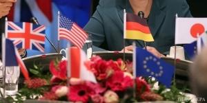 G7, меркель, революция, энергия, иносми