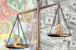 курс валют, НБУ, гривна, доллар, евро, рубль