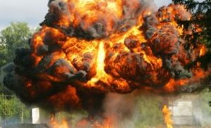 Ровно, взрыв, происшествие, общество