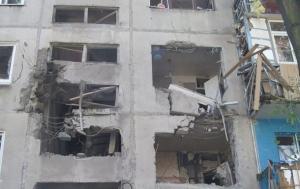 Авдеевка, обстрел, 27 июля 2014 года, Град