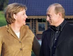Меркель, Германия, Россия, Путин, НАТО, санкции