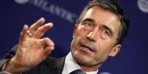 НАТО, Украина, Россия, Расмуссен, сотрудничество, нападение, военные базы