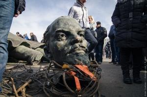 """новости Украины, новости Полтавы, """"Правый сектор"""", декоммунизация"""