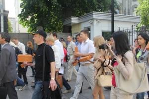 порошенко, батальоны, пикет