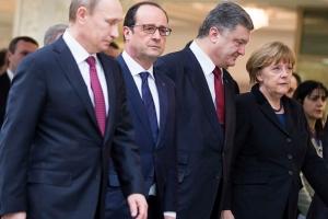 Украина, Евросоюз, Франция, политика, общество, нормандская четверка,