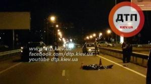киев, дтп, происшествие, автомобиль сбил пешехода