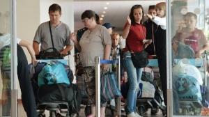 беженцы, польша, украина, конфликт на востоке украины