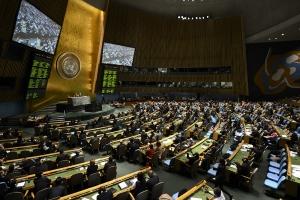 оон, генеральная ассамблея оон, петр порошенко, сергей лавров, политика, общество