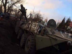 селезнев, аэропорт Донецка, ротация, АТЦ, СМИ