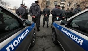 москва, преступники, полицеские