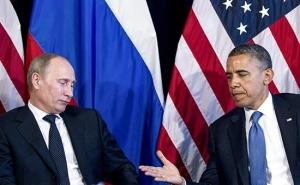 Обама, Путин, Украина, Донбасс, Сирия