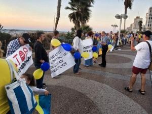 израиль, марш мира, украины, политика, общество