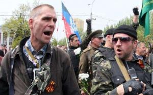 днр, донецк, террористы, боевики, машина, донбасс, новости украины