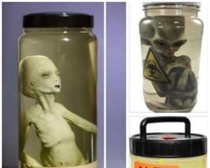НЛО, пришельцы, эмбрион, история, секретная лаборатория, Крым, феномен, распад СССР