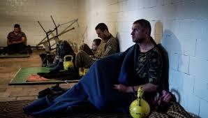 пленные, днр, лнр, восток украины, ато, донбасс, армия украины