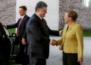 порошенко, меркель, встреча, оружие,
