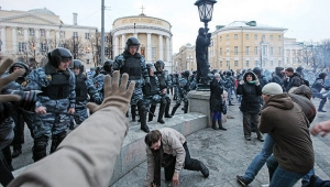 манежная площадь, москва, навальный