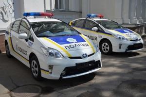 Полиция Украины, новости полиции Украины, Киев, полицейские автомобили
