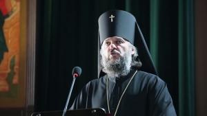 ректор Московской духовной академии, архиепископ Амвросий, новости, Россия, Украина, погранслужба