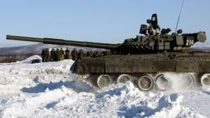 днр, донецк, украинские танки