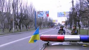 """мвд украины, донецкая область, гаи, подразделение """"Сокол"""", донбасс, общество, правопорядок"""