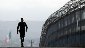 США, Мексика, стена