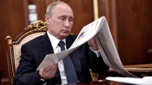 Владимир Путин, Новости России, Политика, Алексей Навальный,  Выборы президента России 2018