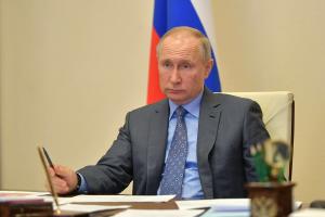 путин, россия, экономика, нефть, коронавирус, пандемия