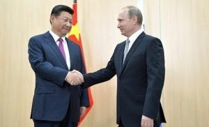 """Владимир Путин, Россия, Кремлевские СМИ, Рост, Китай, """"Фотошоп"""", Си Цзиньпин"""