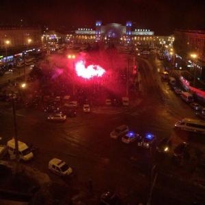украина, днепропетровск, памятник островского, происшествия, общество