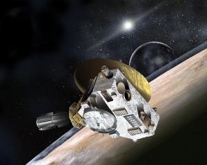 New Horizons, новые горизонты, наса, космос, плутон