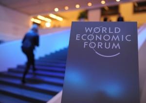 Россия, Форум, Давос, ВТБ, Банк, Спонсор, Медведев.