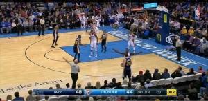 баскетбол, NBA, «Юта Джаз», «Оклахома-Сити Тандер», баскетбольное чудо