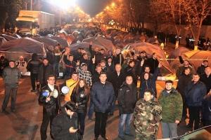 молдавия, общество, кишинев, палаточный городок, акция протеста, политика, происшествия