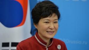 южная корея, россия, москва, 9 мая, день победы, парад победы, Пак Кын Хе