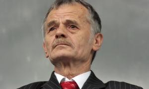 джемилев, президент, уполномоченный, порошенко