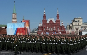 россия, москва, 9 мая, парад победы, премьер-министр швеции, стефан левен
