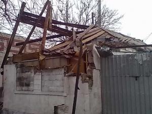 гранитное, обстрел, вооруженные формирования, ато, ДНР