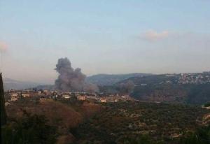 новости, война в Сирии, армия Израиля, удар по российским позициям, Сирия, Израиль, цели удара, кадры, фото