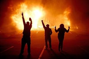 фергюсон, полиция, общество, происшествия, новости, сша, криминал, убийство, протесты, годовщина, беспорядки
