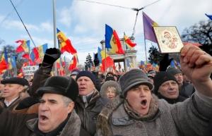 мир, Молдавия, политика, общество, Кишинев, протест, парламент, правительство, переворот, митинг, ультиматум