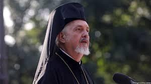 митрополит Галльский Эммануил, автокефалия, Томос, Константинополь, православие, Украина