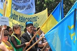 крымские татары, меджлис, чубаров, порошенко, украинцы, выборы президента, 31 марта, президент украины