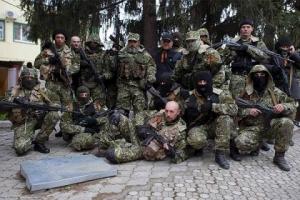 казаки, россия, восток украины, донбасс, дремов, спецназ