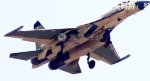 Китай, испытания, су-27, истребитель
