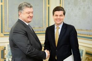 Петр Порошенко, президент Украины, политика, новости, кибербезопасность, США, Митчелл