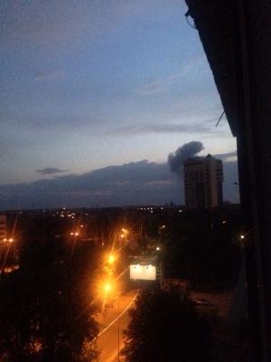 новости украины,  казенный завод химических изделий, восток украины, донецк, донбасс, Куйбышевский район, взрыв в Донецке
