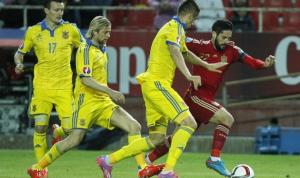 сборная испании по футболу, сборная украины по футболу, украина, испания, евро-2016, прямая видео-трансляция