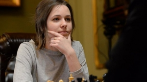 украина, музычук, шахматы, хиджаб, скандал, спорт